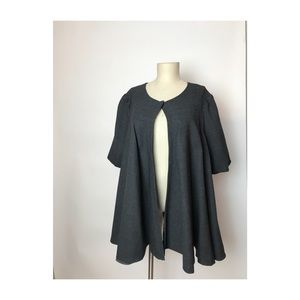 Jackets & Blazers - Excellent condition poncho jacket